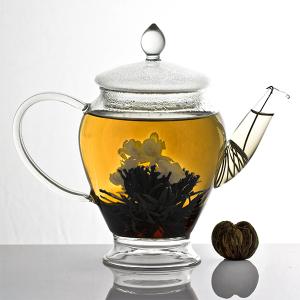 Tea Blossoms Black Tea with Jasmine Vanilla
